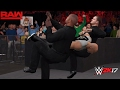 Download Video Download WWE 2K17 Custom Scenario: Goldberg attacks Kevin Owens! (A DOUBLE SPEAR!!) RAW 2/20/2017 (PC Mods) 3GP MP4 FLV