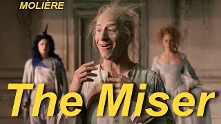 The Miser   by MOLIÈRE (1622 - 1673)  by Comedy  Audiobooks