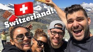 THE SQUAD GOES TO SWITZERLAND | LUSTRELUX