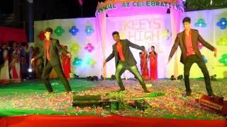 Aamadu lets do kummudu remix dance by 10th boys