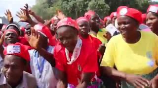 MDC Alliance  rally - Kondo, Chipinge