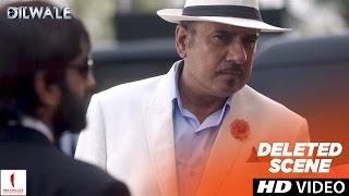 Dilwale | Deleted Scene | Boman Irani As The Bad King | Shah Rukh Khan, Kajol