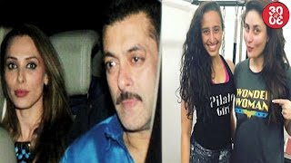 Salman Khan-Iulia Love Story Hits A Bump | Kareena Working Hard To Get Fab Again