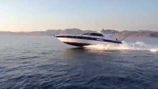 Amazing yacht Italcraft S51 50 Knots