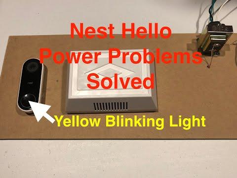 Xxx Mp4 Fix Nest Hello Power Problems 3gp Sex