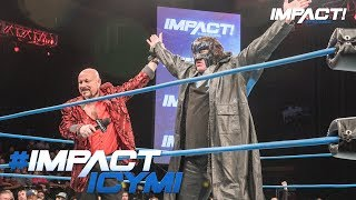 James Mitchell Summons Abyss For MONSTER'S BALL!   IMPACT! Highlights Mar. 15 2018