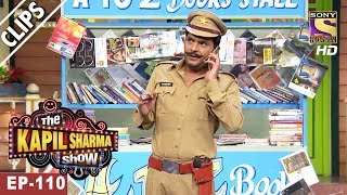 Kapil Sharma Dresses Up As Inspector - The Kapil Sharma Show - 28th May, 2017