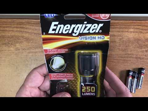 Xxx Mp4 Energizer Vision HD 3 AAA Flashlight Quick Look Review 3gp Sex