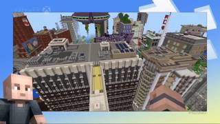 YouTube Live at E3 2016 - Minecraft Realms Update