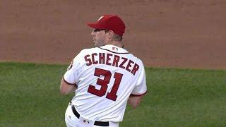 5/11/16: Scherzer