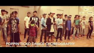 Gaurav  Poper with PoPPin Ticko |Workshop Flow Acedemy of Arts And  dance FAAD Delhi |