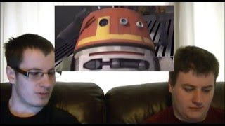 Star Wars Rebels Reaction Season 2 Episode 18