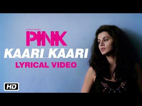 Xxx Mp4 Kaari Kaari PINK Lyrical Video Qurat Ul Ain Balouch Amitabh Bachchan Taapsee Pannu 3gp Sex
