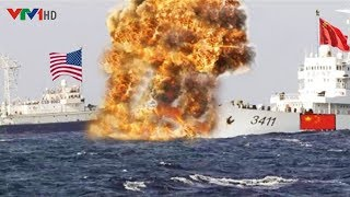 Hôm nay 18/01/2019 : Mỹ - Trung Quốc chính thức gi,ao tra,nh ở Biển Đông Việt Nam ngư ông đắc lợi