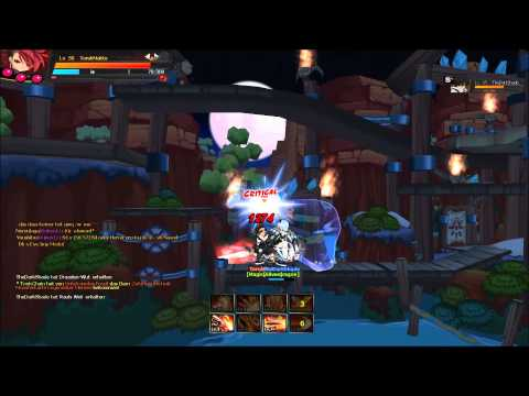 Lets Play Elsword 091 Hyper Skill Raven