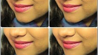 Makeup tricks| 1 lipstick, 4 ways to wear it!