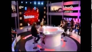 Jied et Linda dans Tunisvisions Live le 11/09/2014