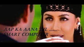 Aap Ka Aana Dil Dhadkana   Alka Yagnik, Kumar Sanu   Kurukshetra Ritik Dixit 12 Million views