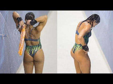 Ingrid Oliveira - Hottest Diver at