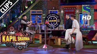 Anushka and Salman on a Live Game Show - The Kapil Sharma Show -Episode 23 - 9th July 2016
