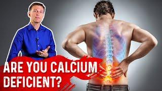 Are You Calcium Deficient?