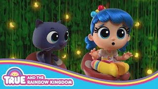 True Takes A Mindful Moment | True and the Rainbow Kingdom Episode Clip