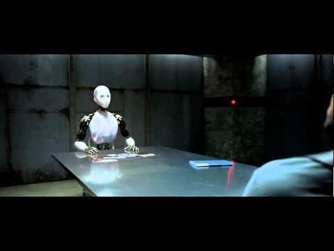 IO ROBOT Interrogatorio del robot