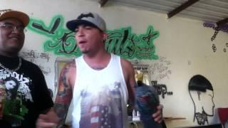 Freestyle Morel Under, Rhinox y Smoky - G Cuts BarberShop