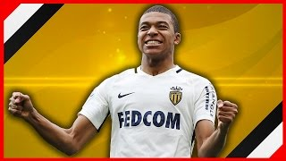 KYLIAN MBAPPE TO MAN UNITED: AS MONACO STRIKER ON THE MOVE? | TRANSFER NEWS