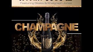 URBAN HYPE- CHAMPAGNE FT KHALIGRAPH JONES & SKALES