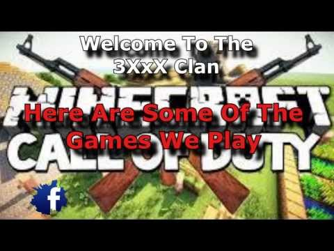 Welcome To 3XxX Clan