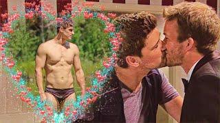 Boris und Tobi Part 16 (Gay Love Story- German + English Subtitles! Gay Kisses 1080p HD)