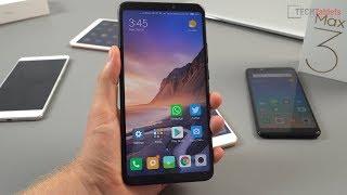 Mi Max 3 Review (Part 2) Battery Life Tests,  Low Light Video & FAQ