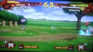 Gameplay: Naruto Shippuden Ultimate Ninja 5 (Português) Playstation 2