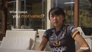Mayuko Hagiwara - what keeps you motivated?