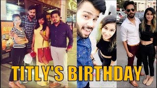 #Vlog53 Love And Khushi Celebrated Titly's Birthday