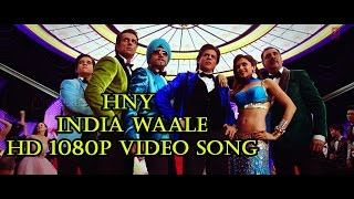India Waale   Happy New Year   Telugu HD 1080P Video Song   Shahrukh Khan   Deepika Padukone