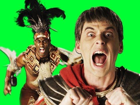 Shaka Zulu vs Julius Caesar. Behind the Scenes of Epic Rap Battles of History