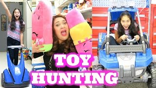Toy Hunting so much FUN at Toys R Us Hatchimals Shopkins 6 Halloween Costumes Claire's|B2cutecupcake