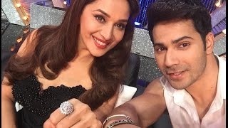 Varun, Jacqueline promote Dishoom on Madhuri's show | So You Think You Can Dance