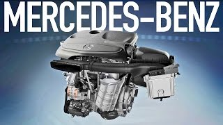 NEW Mercedes-Benz Engine: CAMTRONIC System