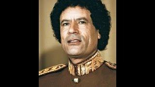 Colonel Muammar Gaddafi, The Lion of Africa, Resists the Illuminati Beasts