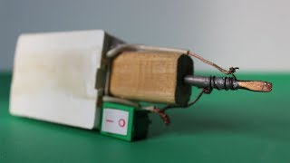 How to Make a soldering iron with battery