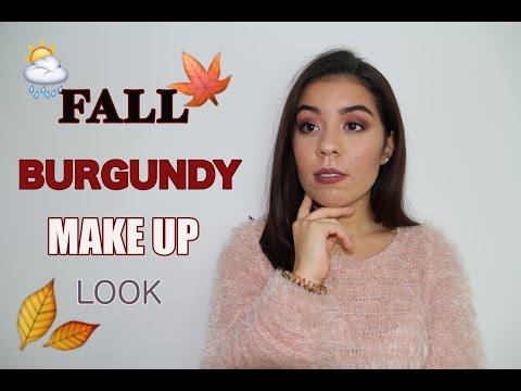 Xxx Mp4 Fall MakeUp Look 2016 Lili Martins 3gp Sex