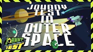 Johnny Test 336: Johnny Pernas Longas // Johnny Test no Espaço Sideral