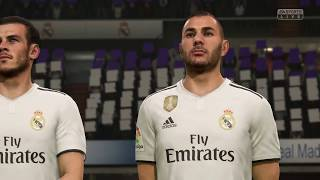 FIFA 19 Gameplay Real Madrid vs Manchester City Full Match | FIFA 19 Xbox One