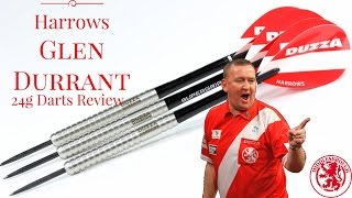 Harrows Glen Durrant 24g darts review