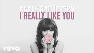 Carly Rae Jepsen - I Really Like You (Audio)
