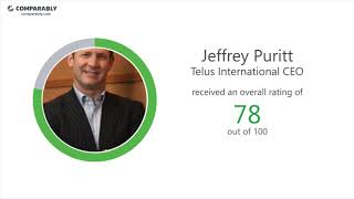 Telus International's CEO and Office Environment - Q1 2019