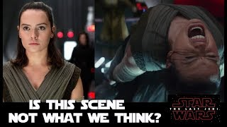 Why Rey will try to save Kylo Ren and how we're being misdirected